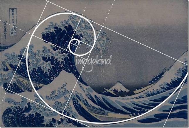 Hokusai-Meets-Fibonacci-Golden-Ratio_art